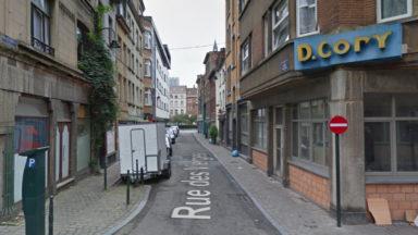 Une femme mortellement poignardée dans le centre de Bruxelles