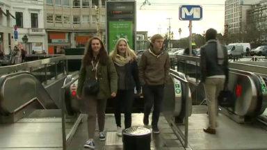 Les scouts réclament la gratuité dans les transports publics bruxellois