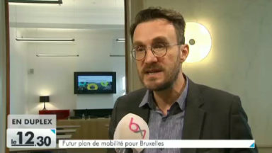Le gouvernement invite les Bruxellois à participer au futur plan régional de mobilité