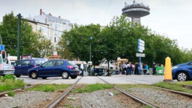 Mobilité à Bruxelles : le nettoiement sur les infrastructures de surface de la STIB sera renforcé