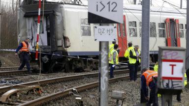 Accident de train : perturbation du trafic pendant encore plusieurs jours