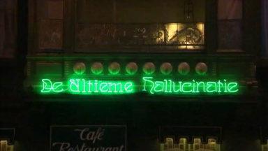 Le mythique restaurant «De Ultieme Hallucinatie» à vendre