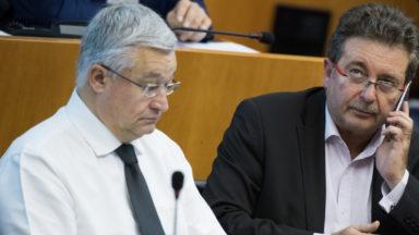 Nuisances des avions : «qui active le conflit d'intérêt, doit se montrer pro-actif pour une solution», selon le ministres Vanhengel