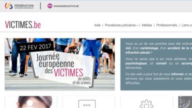 Un nouveau site destiné aux victimes d'infraction pénale