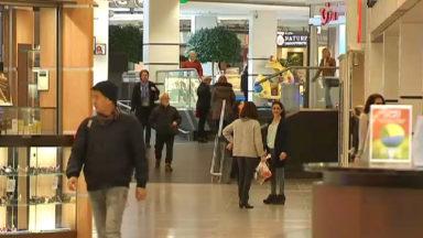 Légère baisse de fréquentation au Woluwe Shopping Center en 2016