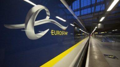 Une alerte terroriste déclenchée mardi dans un train Eurostar au départ de Bruxelles