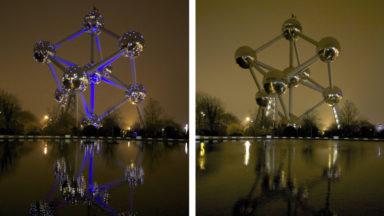 L'Europe et ses monuments plongés dans le noir pour «Earth hour»