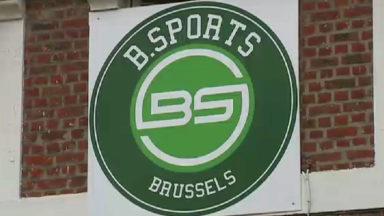 Un nouveau terrain de hockey en construction à Berchem-Sainte-Agathe