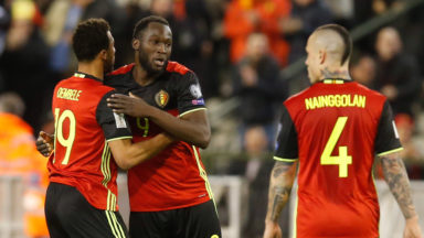 Face à la Grèce, la Belgique arrache le nul (1-1) in extremis grâce à Romelu Lukaku