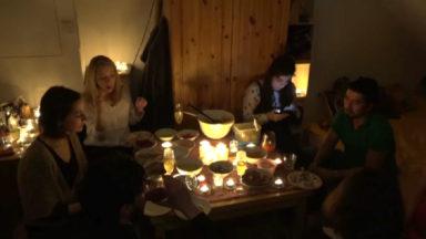 Une soirée à la lumière des bougies pour «Earth Hour»