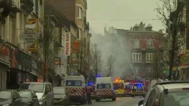 Explosion à Saint-Gilles : 7 personnes blessées, dont une grièvement