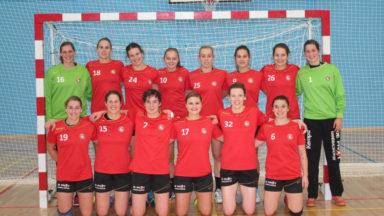 Les Black Arrows, nouveau nom de l'équipe nationale de handball féminin
