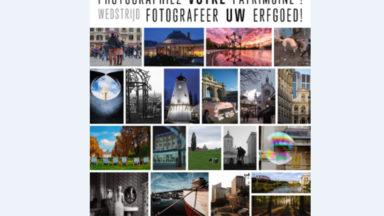 Les Bruxellois invités à photographier leur patrimoine