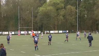 Rugby : La Hulpe en finale de la Coupe de Belgique