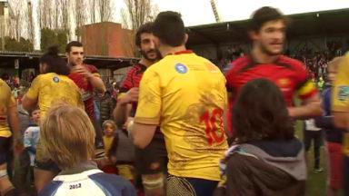 Rugby : la Belgique s'incline 17-33 face à la Roumanie