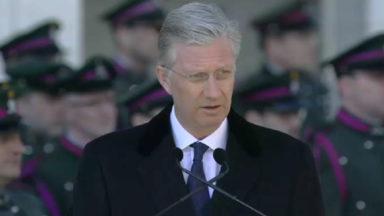 22 mars : le discours du Roi a clôturé une matinée de cérémonies