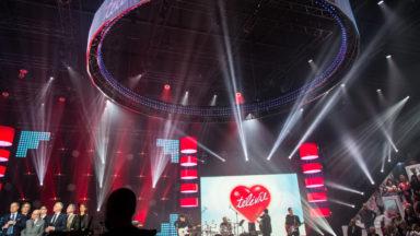 Lancement en danse et en musique de la 29e édition du Télévie