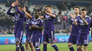 Europa League: Anderlecht affrontera Manchester United