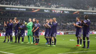 Anderlecht prolonge le contrat de son staff technique jusqu'en 2019