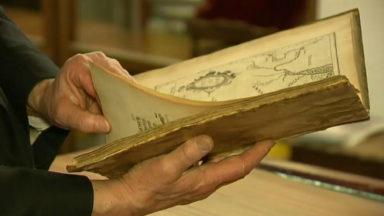 Un très vieil atlas belge pourrait être vendu à Donald Trump