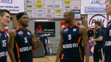 Basket : le Basic Fit Brussels se joue de Willebroek 67-79