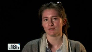 « 22 mars pour l'Histoire » : amputée des deux jambes, la cavalière Béatrice veut participer aux JO