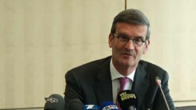Bernard Gilliot devient officiellement président de la FEB