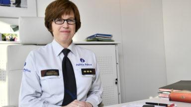 Catherine De Bolle, commissaire générale de la police fédérale, appelle à un «Plan Canal» pour tout le pays