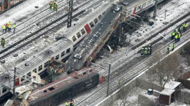 Le conducteur de train, la SNCB et Infrabel reconnus responsables de la catastrophe ferroviaire de Buizingen