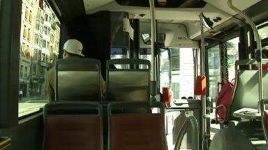 Baromètre de satisfaction de la STIB : les bus en pleine progression
