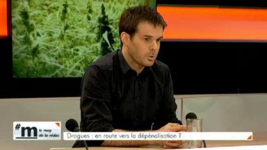 Sébastien Alexandre : «La tolérance zéro pour la consommation du cannabis est loin de la réalité»