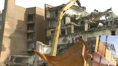 Koekelberg : démolition de la HUB pour y construire deux écoles et une crèche