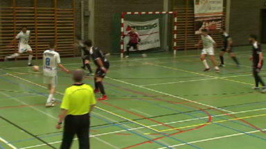 Futsal : Hamme émerge de justesse en 1/4 de finale de la Coupe de Belgique