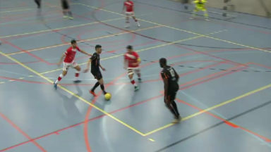 Futsal : Schaerbeek bat Bornem 5-2