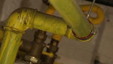 A qui incombe la responsabilité de l'entretien de la conduite de gaz?
