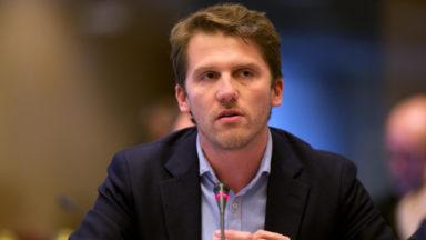 Gilles Vanden Burre (Ecolo), est l'invité de l'Interview à 12h45