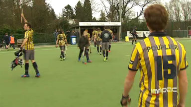 Hockey : battu 2-6 par le Racing, le Wellington descendra en 1e division