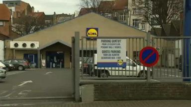 A Bruxelles, 12 magasins Lidl en grève pour dénoncer une charge de travail trop importante