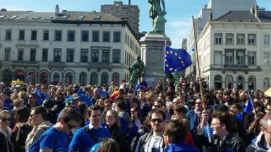 Les jeunes se mobilisent à l'occasion du 60ème anniversaire du traité de Rome
