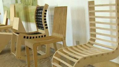 Le kot en kit : du mobilier en bois conçu par des étudiants en architecture de l'ULB