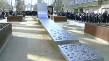 Maelbeek : un monument de 20 mètres de long dédié à toutes les victimes d'actes terroristes