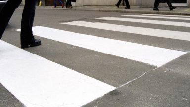 Des Schaerbeekois créent un passage pour piétons rue des Palais mais c'est illégal