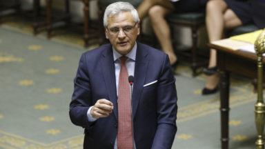 L'économie belge a «globalement bien résisté» après les attentats (Kris Peeters)