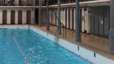Ixelles : Béa Diallo voudrait transformer la piscine communale en musée