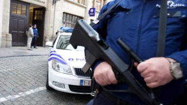 30% de dossiers sur des combattants terroristes étrangers en plus à la police fédérale