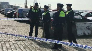 Un «attentat potentiel» évité à Anvers