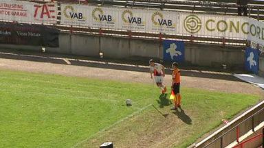 Division 3A amateurs : le RWDM l'emporte face à Manage 4-0