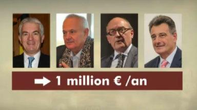 SRIB : environ un million d'euros par an pour les 4 membres du comité de direction