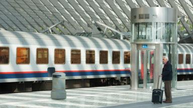 Un train en direction de Bruxelles perd deux wagons près de Ans