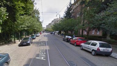 Renouvellement des voies avenue du Derby à Ixelles